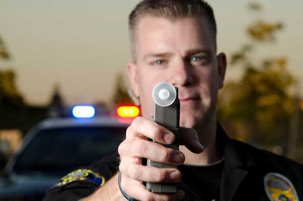 Dui Test breathalyzer