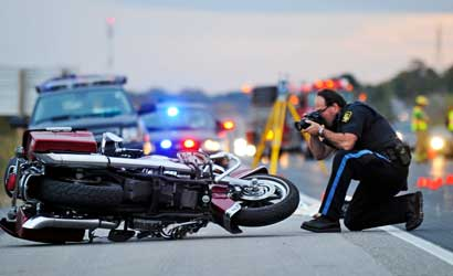 Motorcycle accident attorney marietta