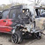 Jeep Gas tank Explosion