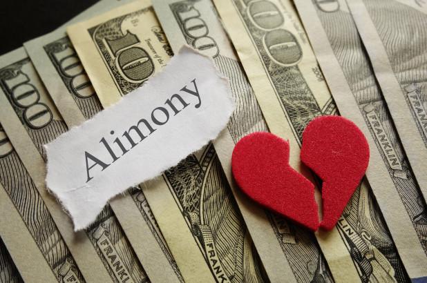 Alimony and divorce in Marietta