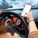 distracted driving Attorney in marietta