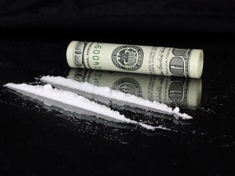 Cocaine attorney Marietta
